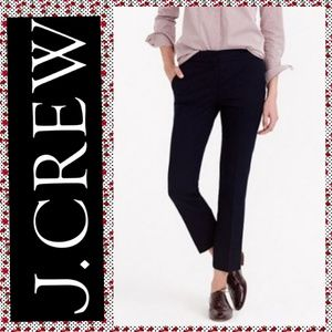 J Crew Merino Wool Crop Pants